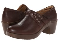 Ariat Ellie Chocolate Women's Clog Shoes Brown