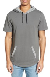 Men's The Rail Short Sleeve French Terry Hoodie