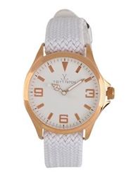 Toywatch Wrist Watches White