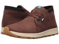 Native Apollo Chukka Hydro Howler Brown Jiffy Black Bone White Natural Rubber Lace Up Casual Shoes