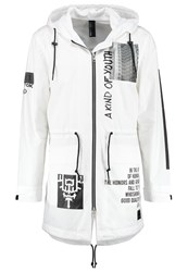 Brooklyn's Own By Rocawear Parka Bright White