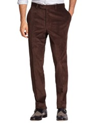 Saks Fifth Avenue Corduroy Trousers Black