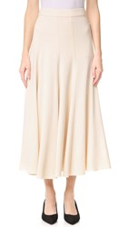 Tome A Line Skirt Pale Pink