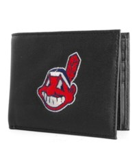 Rico Industries Cleveland Indians Black Bifold Wallet