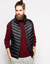 Helly Hansen Gilet With Lightweight Down Black