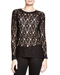 Generation Love Lace Sweatshirt Black