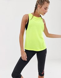 South Beach Training Vest In Yellow