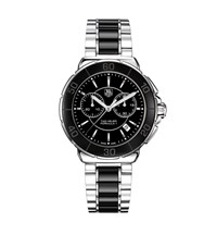 Tag Heuer Formula 1 Steel And Ceramic 41Mm Chronograph Watch Unisex