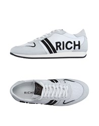Richmond Footwear Low Tops And Trainers Men White