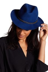 Zadig And Voltaire Alison Hat Blue