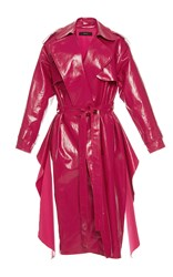 Ellery Switchblade Sister Trench Pink