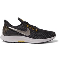 Nike Running Air Zoom Pegasus 35 Mesh Sneakers Black