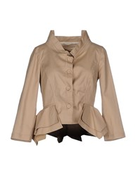 Ermanno Scervino Scervino Street Suits And Jackets Blazers Women Sand