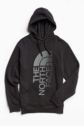 The North Face Trivert Hoodie Sweatshirt Black
