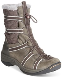 Bare Traps Radha Mid Shaft Boots Women's Shoes Grey