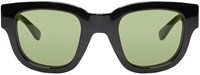 Acne Studios Black Frame Sunglasses