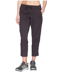 The North Face Basin Capris Weathered Black