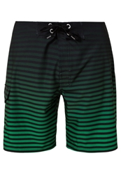 Your Turn Active Swimming Shorts Black Green