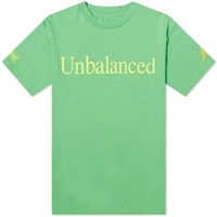 Aries X New Balance Unbalanced Tee Green