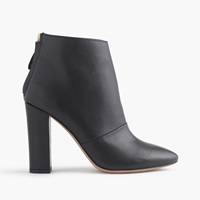 J.Crew Adele Ankle Boots Black