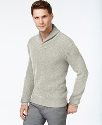 Michael Kors Shawl Collar Cashmere Sweater