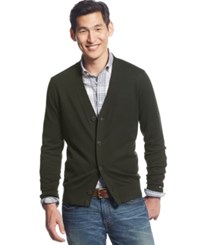 Tommy Hilfiger Signature Solid Cardigan Rosin