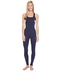Puma Archive Logo Jumpsuit Peacoat Women's Jumpsuit And Rompers One Piece Blue