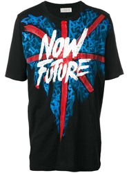 Faith Connexion Now Future T Shirt Black
