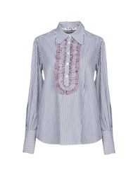 Aquilano Rimondi Shirts Grey
