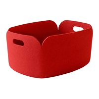 Muuto Restore Basket Red