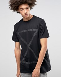 Long Clothing Chronology Oversized T Shirt Black