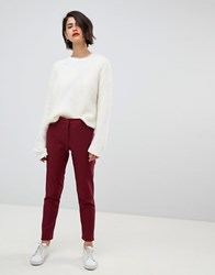 2Nd Day 2Ndday Stretch Skinny Trousers Red