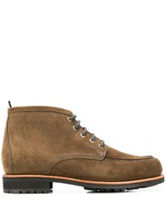 Zespa Ankle Lace Up Boots 60