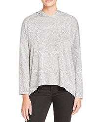 Nally And Millie Hooded Swing Sweatshirt 100 Bloomingdale's Exclusive Heather Grey