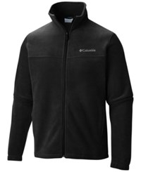 Columbia Men's Big And Tall Steens Mountain Fleece Black
