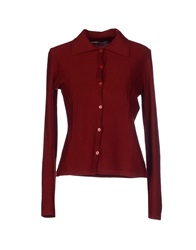Pennyblack Cardigans Brick Red