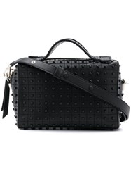Tod's Gommino Medium Crossbody Bag Black