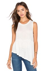 Jack By Bb Dakota Casper Top White