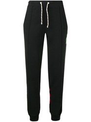Marni Rabbit Patch Track Trousers Black