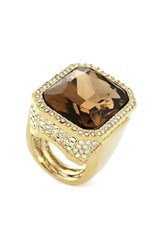 Women's Vince Camuto Cocktail Ring Gold Champagne