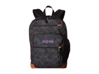 Jansport Cool Student Multi Moving Dots Backpack Bags Black