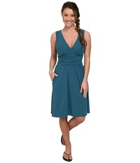 The North Face Heartwood Dress Prussian Blue Heather Women's Dress