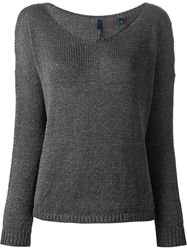Woolrich Wide Neck Sweater