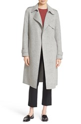 Theory Women's 'Oaklane Df New Divid' Wool And Cashmere Trench Coat
