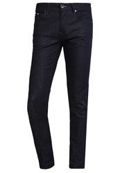 Gas Jeans Sax Slim Fit Raw Dark Blue Denim