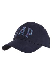 Gap Arch Cap Navy Blue