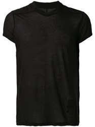 Rick Owens Drkshdw Sheer T Shirt Black