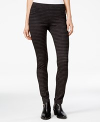 Sanctuary Plaid Leggings Etienne Plaid