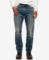 Lucky Brand Men's 410 Athletic Fit Stretch Jeans Everman