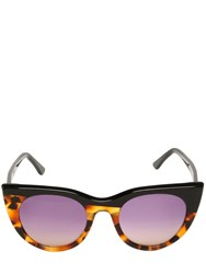 Kyme Bi Color Cat Eye Acetate Sunglasses